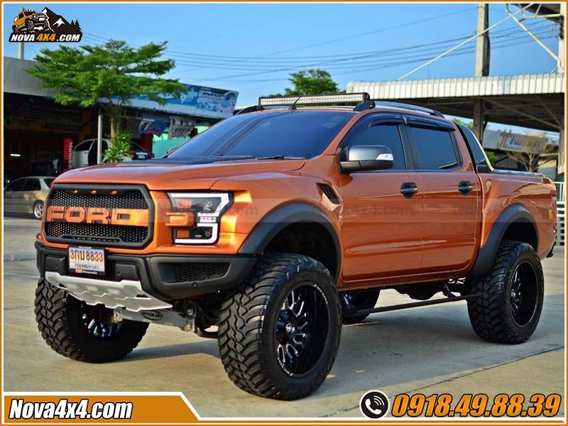 Tư vấn mua bậc lên xuống dành cho xe bán tải Colorado Dmax BT50 Ford Ranger Triton Hilux Navara tại HCM