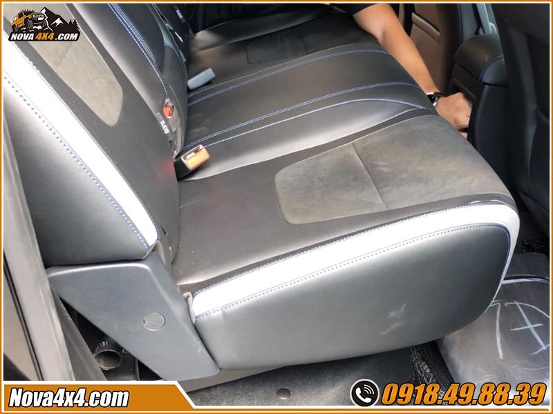 Chuyên ghế chỉnh điện xe Bán tải chất lượng tốt nhất