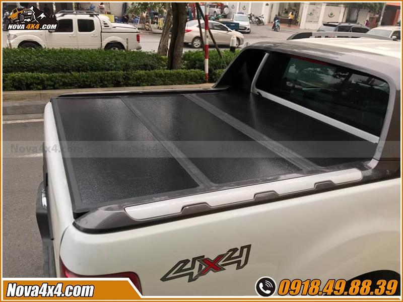 Độ nắp thùng Xe bán tải Navara Colorado BT50 Triton Dmax Hilux Ford Ranger có lợi ích gì?