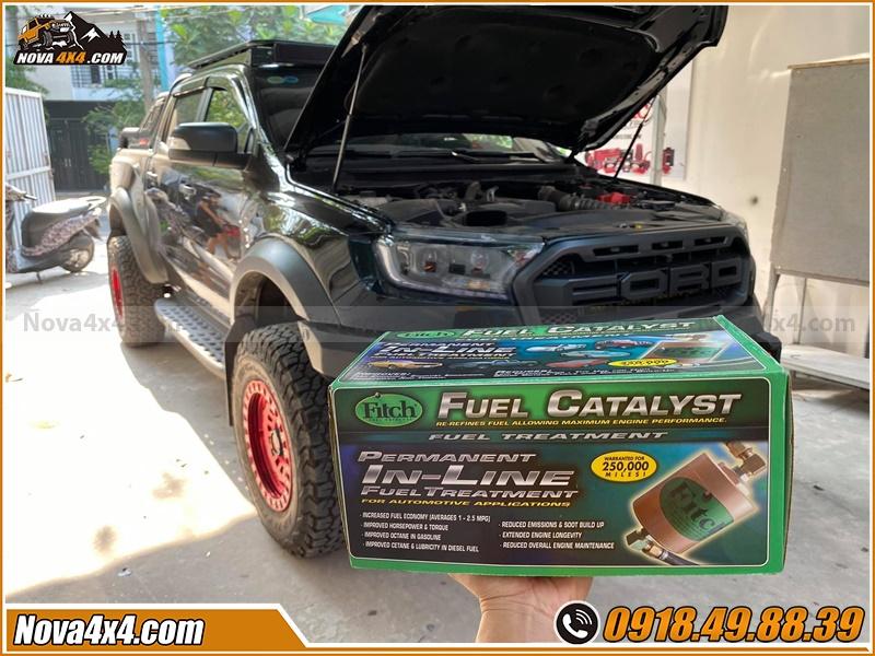 Lợi Ích khi Trang Bị Phụ Kiện  Xúc Tác Fitch cho xe bán tải BT50 Colorado Hilux Triton Ford Ranger Dmax Navara